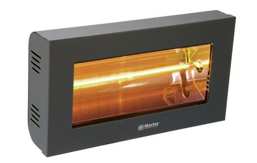 Qmark Qvrc4420sg Commercial Infrared Heater 2000 Watts