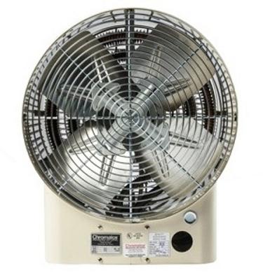 Chromalox Ub Series High Capacity Horizontal Blower Heaters