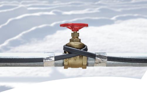 Danfoss 088l1484 Ice Guard Self Regulating Heating Cable