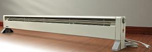 Qmark/Fahrenheat Portable Hydronic Baseboard Heater ...