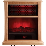 American Comfort ACW0040 Fireplace 1500W Infrared Heater