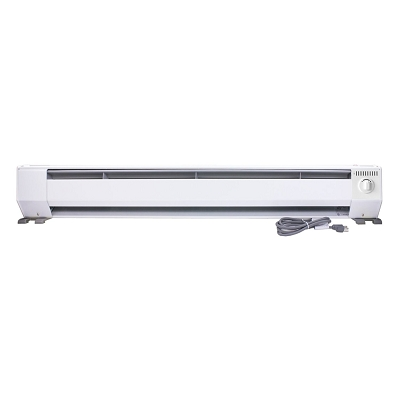 King Electric Portable Baseboard Heater Model KP1215-ECO ...