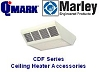 Qmark / Marley CDFTK - Trim Kit For Mounting on Permanent Ceiling - For CDF Ceiling Heaters