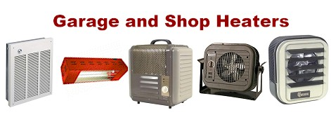 Garage and Shop Heaters