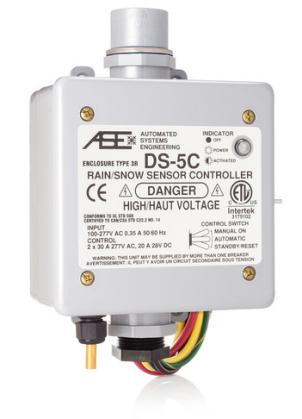 Danfoss 088l3046 Ds 5c Snow Melt Controller 2 X 30a