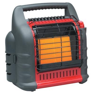 Mr Heater Mh18b Portable Big Buddy Heater Mr. Heater MH18B 18,000 Btu Big Buddy Indoor Safe Portable ...