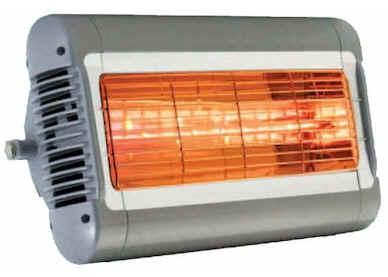 120 Volt / 1500 Watt Quartz Element Infrared Radiant Heater