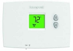 Honeywell TH1100DH1004 Pro 1000 Horizontal Non-Programmable Thermostat