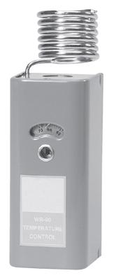 Chromalox Wr 90 Line Voltage Thermostat