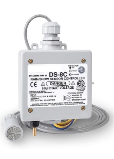 Danfoss 088l3045 Ds 8c Remote Sensor Controller