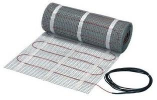 Danfoss Floor Heating 088l3151 Lx Mat 7 5 Ft Length