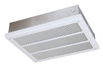 Qmark EFF4806 Premium Quality Commercial Industrial Ceiling Heater - 600 Volts - 4800 Watts