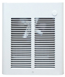Marley Qmark CWH1208DSF Premium Commercial Wall Heater - 208 Volts - 1000/2000 Watts - 5 Year Warranty