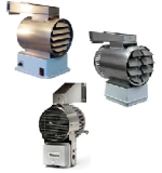Corrosion-Resistant Unit Heaters