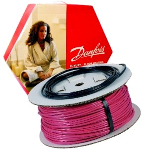 Danfoss Floor Heating Cable