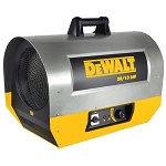 Dewalt DXH2000TS Electric Forced Air Heater - 68,242 / 44,357 btu