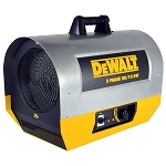 Dewalt DXH2003TS Electric Forced Air Heater - 68,242 / 44,357 btu