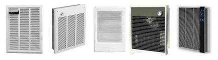 Commercial Residential Electric Wall Heaters