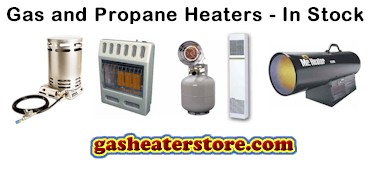 Gas and Propane Heaters