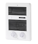 Cadet CBC132TW Com Pak Bathroom Heater With Thermostat & Timer - Multi-wattage Design - 208/240 Volts