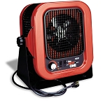 Cadet RCP502S Heavy Duty Portable Garage / Shop Heater - 5000 Watts / 240 Volt - 5 Year Warranty