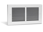 Cadet RMC162W Register Plus Fan Forced Wall Heater - 700 / 900 / 1600 Watts; 240 / 208 Volt
