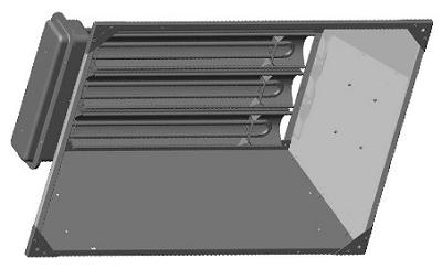 Chromalox Star 06a 83 F Chromastar Fixed Overhead