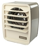 Chromalox LUH-D-02-81-34-00 Electric Fan Forced Horizontal Blower Unit Heater - 2600 watts (2.6 kw) - 208 Volts - Single Phase