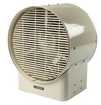 Chromalox UB Series High Capacity Horizontal Blower Heaters