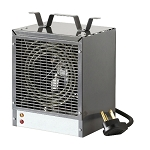 Dimplex DCH4831LG Heavy Duty Portable Construction / Contractor Heater - 240 Volt; 4800 Watts; 16,377 Btu