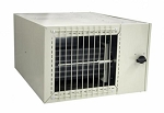 Qmark / Marley MSPH Series Zero Clearance Concealed Space Plenum Rated Heater - 208v - 1 Phase - 3 kw - 5 Year Warranty