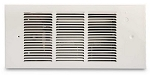 Qmark QFG2224IFM Open Coil Fast Heating Wall Heater Insert, Blower & Cover Only - 240 Volts - 2250 Watts