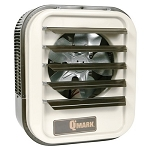 Qmark MUH252 Electric Fan Forced Horizontal Blower Unit Heater - 18750/25000 watts (18.75/25.0 kw) - 208/240 Volts - Three Phase