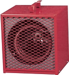 Qmark / Marley BRH562 Fan Forced Portable Contractor Heater - 208 / 240 Volt - Up to 5600 Watts