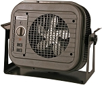 Qmark / Marley QPH4A Portable Unit Heater - 240 / 208 Volts - Up To 13650 Btu - 5 Year Warranty