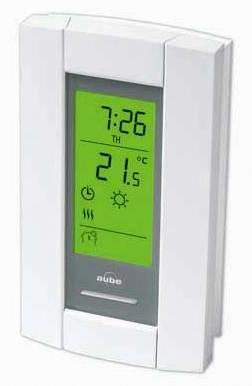 Honeywell Aube Th115 A 240d Programmable Thermostat 240