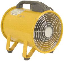 """Qmark WM12120 12"""" Air Hog Portable Blower - 2450 CFM - 120 VAC"""
