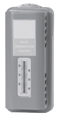 Chromalox Wr 80 Line Voltage Thermostat