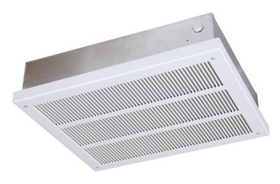 Qmark EFF1500 Premium Quality Commercial Industrial Ceiling Heater - 120 Volts - 1500 Watts