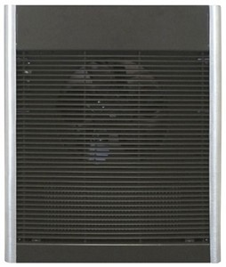 Qmark AWH4404F Premium Heavy Duty Wall Heater - 208/240 Volt - Up To 4000 Watts