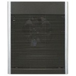 Qmark AWH3180F Premium Heavy Duty Wall Heater - Statuary Bronze Finish - 120 Volts - 1800 Watts