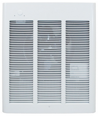 Marley Qmark CWH35083F Premium Commercial Wall Heater - 208 Volts, Three Phase - 4800 Watts - 5 Year Warranty