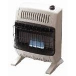Mr. Heater MHVFB10LP 10,000 Btu Vent Free Blue Flame Propane (LP) Heater - F255967