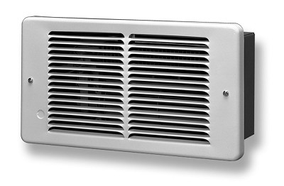 King PAW Wall Heater, Bright White