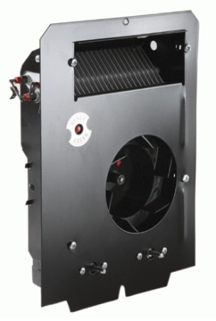 Cadet CB132T Com Pak Bathroom Heater With Thermostat & Timer - Multi-wattage Design - 208/240 Volts - No Grill or Wall Can