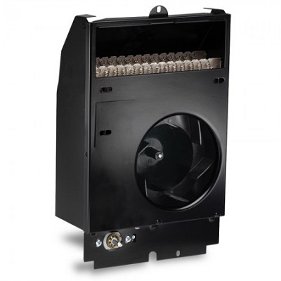 Cadet CS102T Com-Pak Fan Forced Wall Heater Assembly Only with thermostat - 208/240 Volts - 750/1000 Watts