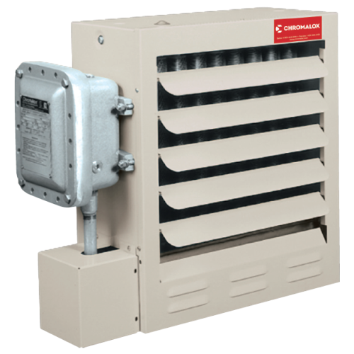 CXH-A-05-81-32-00-20-EP Chromalox Explosion Proof Electric Unit Heater -  5.0 kW - 208/60/1Ø