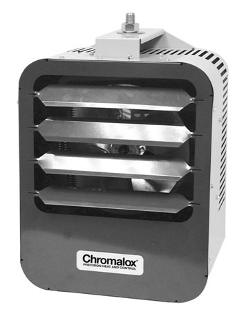 Chromalox HVH-20-63-30 Electric Unit Heater - 20000 watts (20.0 kw) -  600 Volts - Three Phase