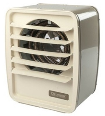 Chromalox LUH-D-10-83-34-00 Electric Fan Forced Horizontal Blower Unit Heaters - 10,000 watts (10.0 kw) - 208 Volts - Three Phase