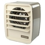 Chromalox LUH-D-07-43-32-00 Electric Fan Forced Horizontal Blower Unit Heaters - 7500 watts (7.5 kw) - 480 Volts - Three Phase